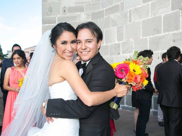 La boda de Sandy y Jav
