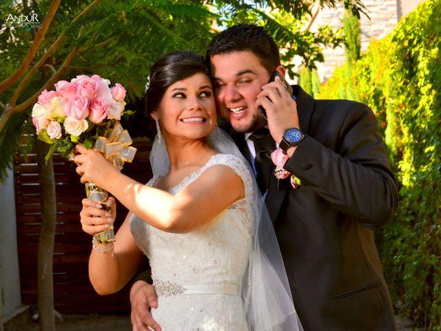 La boda de Sarita y Adrián