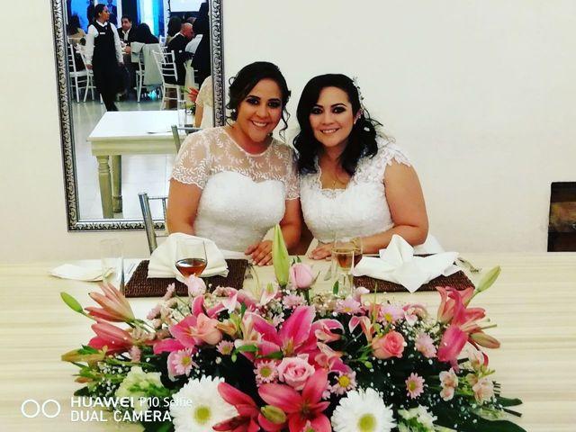 La boda de Perla y Karla