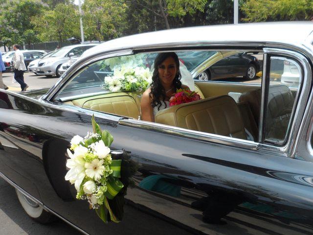 La boda de Enrique y Montse en Cuajimalpa, Ciudad de México 1