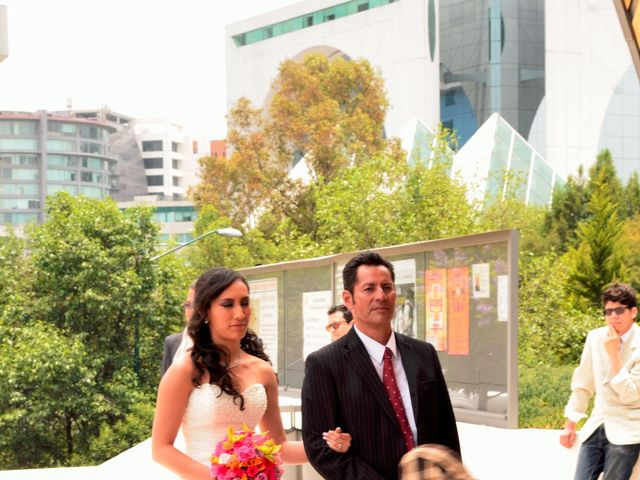 La boda de Enrique y Montse en Cuajimalpa, Ciudad de México 3