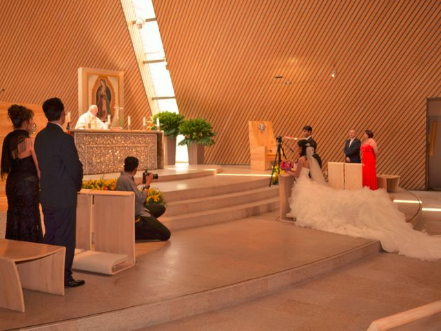 La boda de Enrique y Montse en Cuajimalpa, Ciudad de México 5