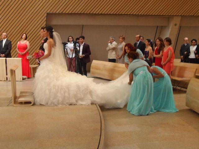 La boda de Enrique y Montse en Cuajimalpa, Ciudad de México 6