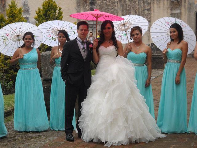 La boda de Enrique y Montse en Cuajimalpa, Ciudad de México 7