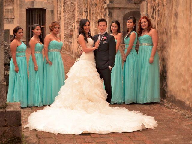 La boda de Enrique y Montse en Cuajimalpa, Ciudad de México 12