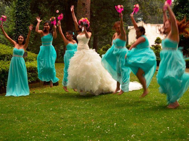 La boda de Enrique y Montse en Cuajimalpa, Ciudad de México 14