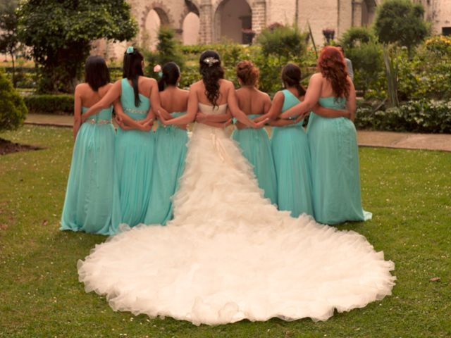 La boda de Enrique y Montse en Cuajimalpa, Ciudad de México 15