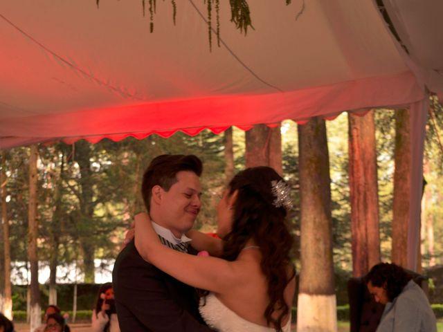 La boda de Enrique y Montse en Cuajimalpa, Ciudad de México 17