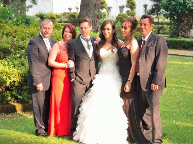 La boda de Enrique y Montse en Cuajimalpa, Ciudad de México 18