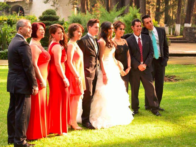 La boda de Enrique y Montse en Cuajimalpa, Ciudad de México 20