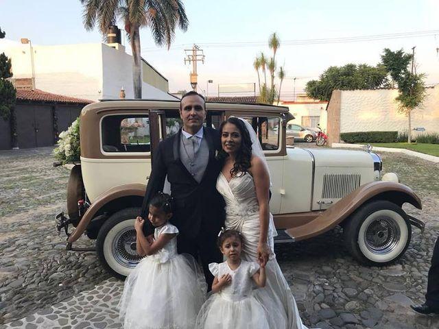 La boda de Irma y César