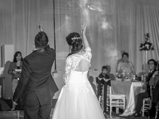 La boda de Hilda y Kefrén