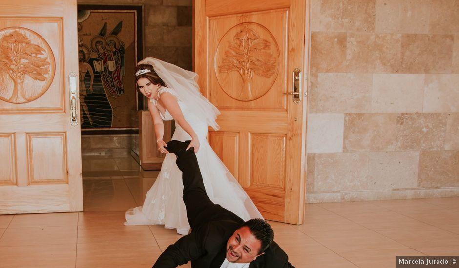 La boda de Virgilio y Reyna en Chihuahua, Chihuahua