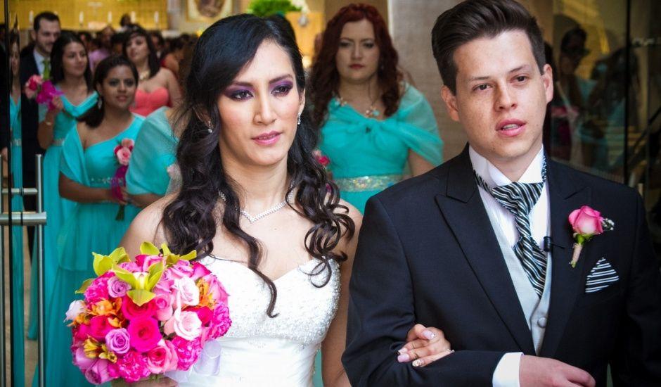 La boda de Enrique y Montse en Cuajimalpa, Ciudad de México