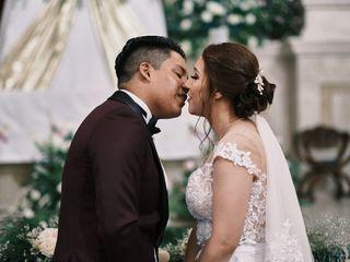La boda de Estefany y Carlos