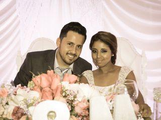 La boda de Mayra y Juan