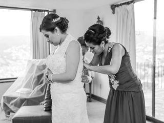 La boda de Cyntia y Abraham 2