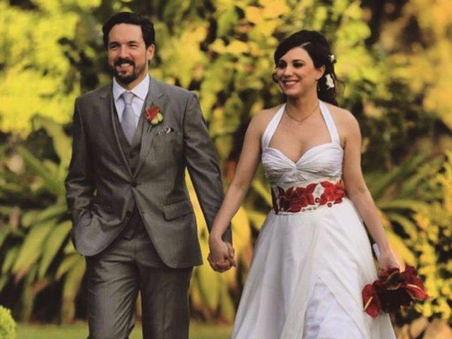 La boda de Erika y Mariano