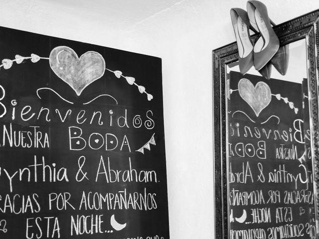 La boda de Abraham y Cyntia en Guanajuato, Guanajuato 7