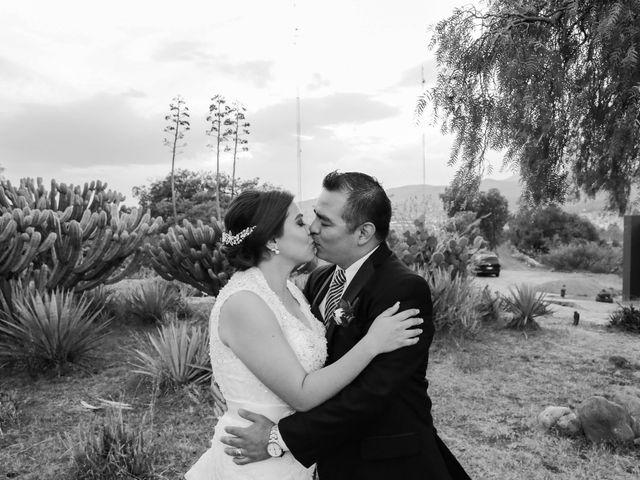 La boda de Abraham y Cyntia en Guanajuato, Guanajuato 9