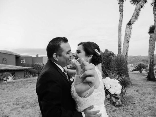 La boda de Abraham y Cyntia en Guanajuato, Guanajuato 12