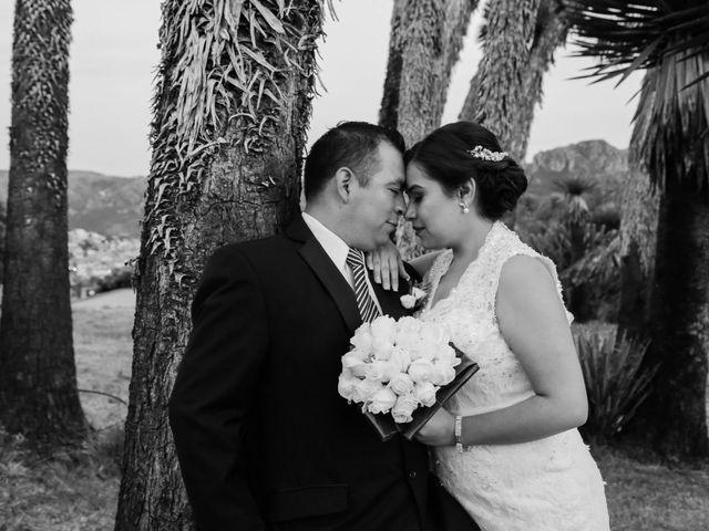 La boda de Abraham y Cyntia en Guanajuato, Guanajuato 14