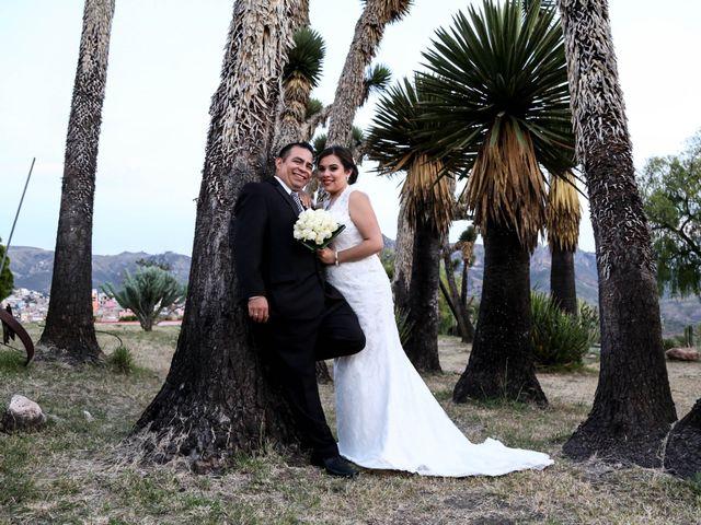 La boda de Abraham y Cyntia en Guanajuato, Guanajuato 16