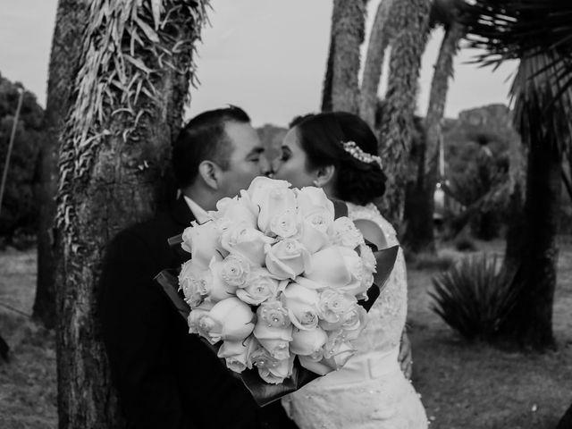 La boda de Abraham y Cyntia en Guanajuato, Guanajuato 17