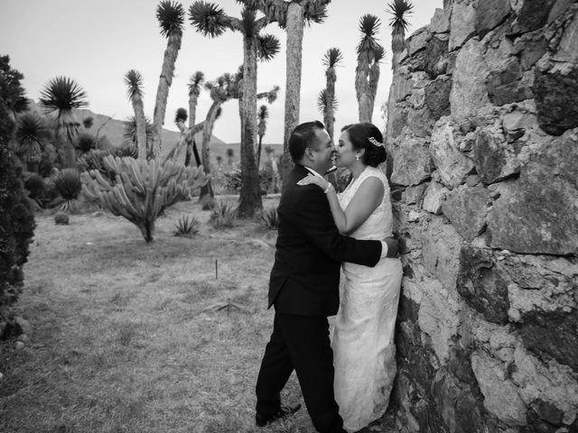La boda de Abraham y Cyntia en Guanajuato, Guanajuato 18