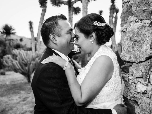 La boda de Abraham y Cyntia en Guanajuato, Guanajuato 19