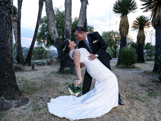 La boda de Abraham y Cyntia en Guanajuato, Guanajuato 20