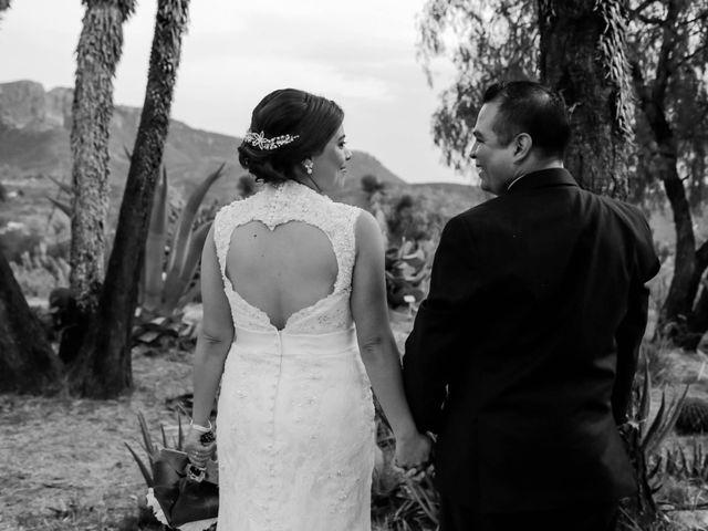 La boda de Abraham y Cyntia en Guanajuato, Guanajuato 21