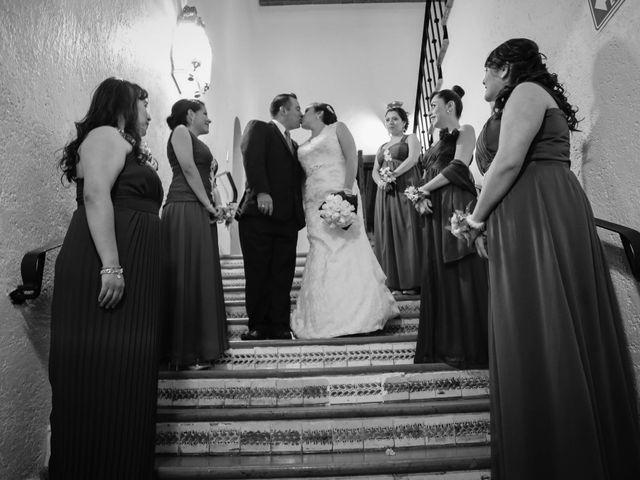 La boda de Abraham y Cyntia en Guanajuato, Guanajuato 26