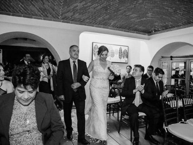 La boda de Abraham y Cyntia en Guanajuato, Guanajuato 31