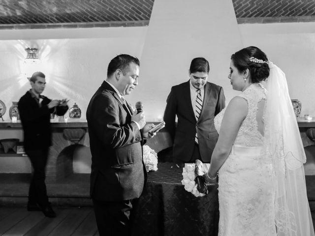 La boda de Abraham y Cyntia en Guanajuato, Guanajuato 36