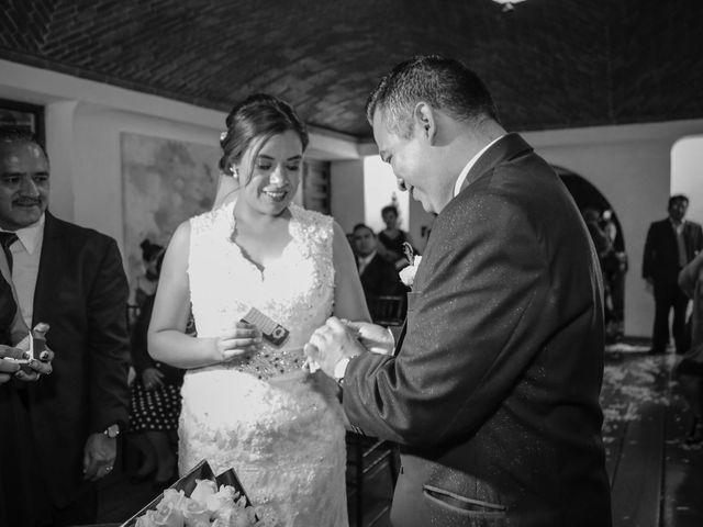 La boda de Abraham y Cyntia en Guanajuato, Guanajuato 41