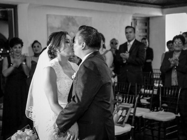 La boda de Abraham y Cyntia en Guanajuato, Guanajuato 43