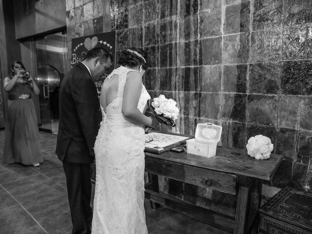 La boda de Abraham y Cyntia en Guanajuato, Guanajuato 47