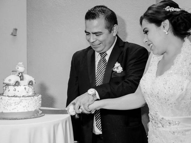 La boda de Abraham y Cyntia en Guanajuato, Guanajuato 57