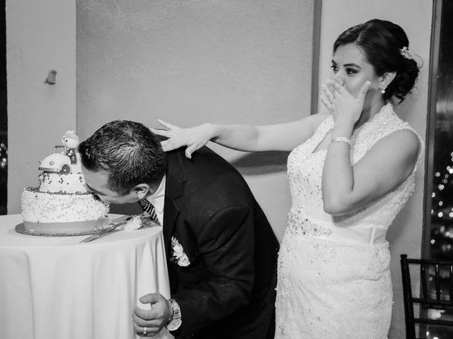 La boda de Abraham y Cyntia en Guanajuato, Guanajuato 58
