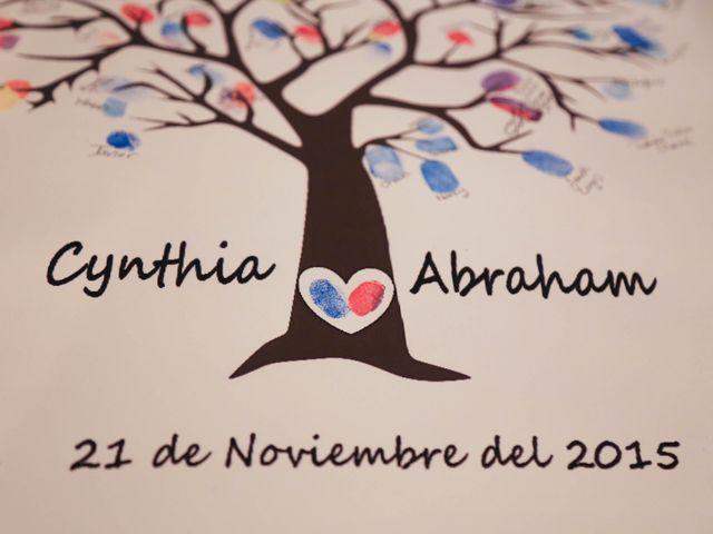 La boda de Abraham y Cyntia en Guanajuato, Guanajuato 65
