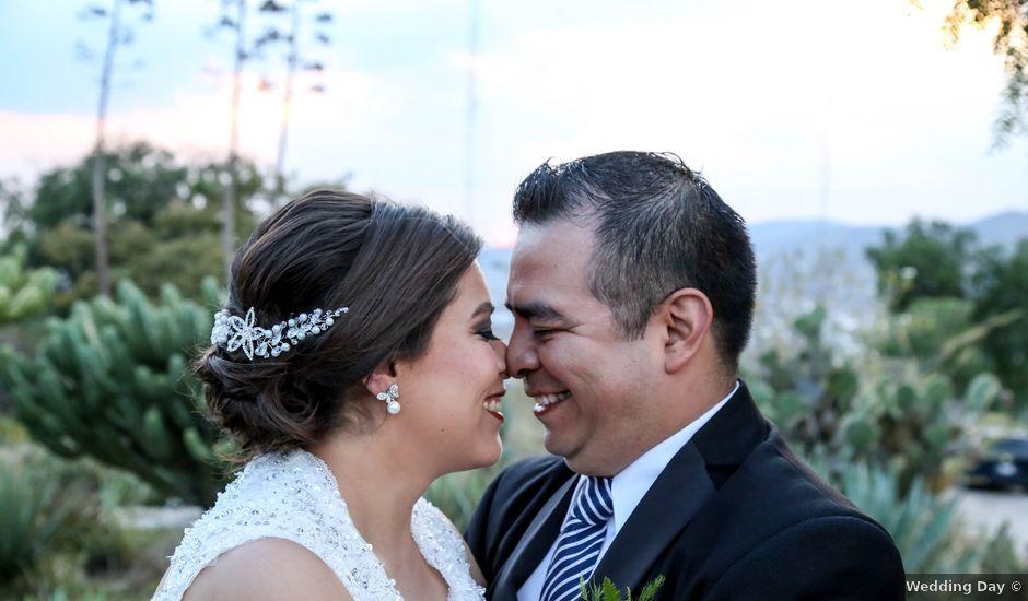 La boda de Abraham y Cyntia en Guanajuato, Guanajuato