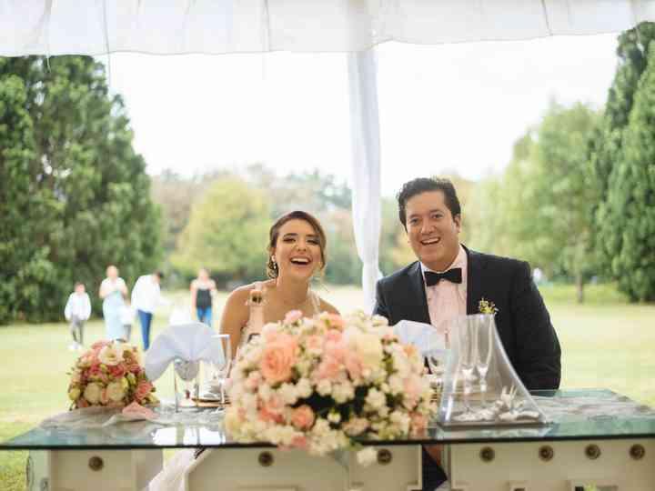 La boda de Karen y Aderly