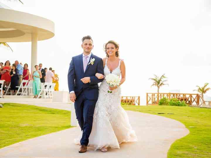 La boda de Erin y Jonathan