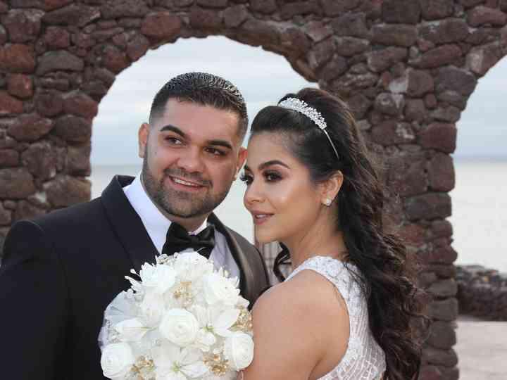 La boda de Eidhy y Miguel