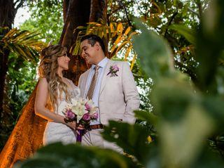 La boda de Cinthia y Omar