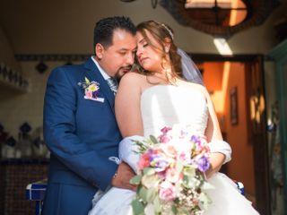 La boda de Jarumy y Efren