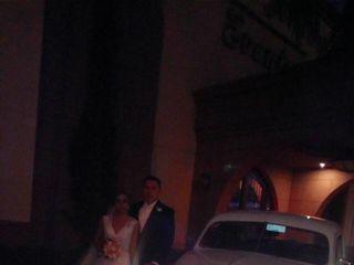 La boda de Eduardo  y Abigail  1