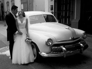 La boda de Eduardo  y Abigail  2