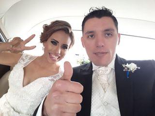 La boda de Eduardo  y Abigail